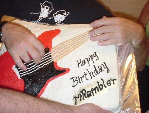 MR B-Cake